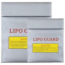 US Fireproof RC Lipo Battery Safe Bag Lipo Guard Charge Protection bag 18X23 OE