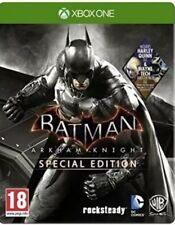 Batman Arkham Knight Special Steelbook Edition Xbox One Limited New Sealed UK