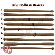 More details for hs irish bodhran drum beater,tippers,sticks,celtic bodhrans beaters mix wood