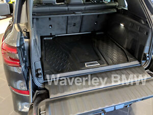 New Genuine BMW X5 G05 Boot Mat Fitted Luggage Liner Part 51472458567