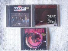 TESLA - ROLLINS BAND - SOUNDGARDEN - CD -