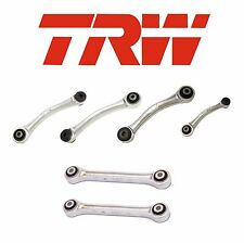 BMW E90 E92 E93 M3 4.0 V8 Rear Upper & Lower Control Arm Kit with Bushings TRW