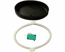 Uniflo Macerator WC Toilet Rubber Diaphragm Clip & Micro Switch for Saniflo.
