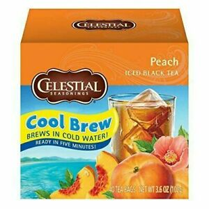 Celestial Seasonings Cool Brew Black Iced Tea