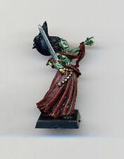 Citadel Warhammer OOP conteggi dei Vampiri Non morti Ghost Tomba Banshee dipinto