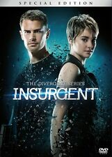 INSURGENT - THE DIVERGENT SERIES - SPECIAL EDITION (DVD)
