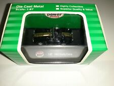 Model Power Minis 1/87 Scale Diecast 1965 Shelby Cobra Black MISB FREE SHIPPING