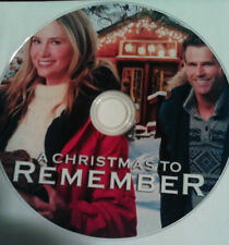 A Christmas to Remember , DVD of Hallmark Movie, 2016,  Disc Only, No Case