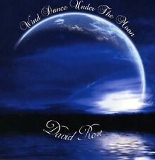 David Rose - Wind Dance Under the Moon [New CD] Duplicated CD