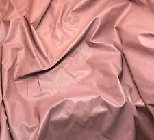 "Dusty Pink - Faux LEATHER Fabric 54"" -By The Yard-"