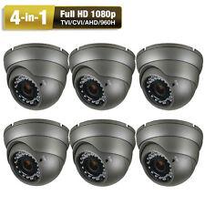 1080P Tvi 2.6Mp 4-in-1 36Ir Vari-focal Zoom Lens (8) Security Camera Adapter 16
