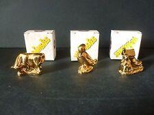 3 Oro Wade CAPRICCI * Inscatolato * Bull, Stivale, Anatra