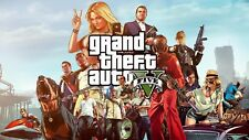 Grand Theft Auto V / GTA 5 PC + ONLINE + MAIL CHANGES+GUARANTEE