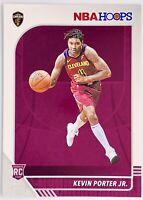 2019-2020 Panini NBA Hoops Kevin Porter Jr. Rookie Card Rc Houston Rockets 🚀 📈