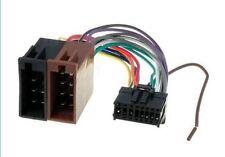 ISO Adapter PIONEER DEH-50UB DEH-5000UB DEH-P4100SD DEH-P3100UB DEH-2100UB