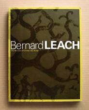 Bernard Leach Exhibition, Exhibition Catalogue / 2006, Lucie Rie, Hamada Shoji,