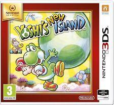 Yoshi's New Island-selecciona | Nintendo 3 DS/2 Ds Nuevo (2)