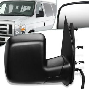 Fit 02-06 Ford E150 E250 Econoline OE Style Powered Door Mirror Right FO1321276