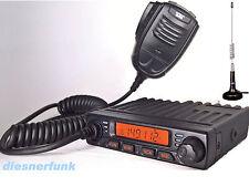 TEAM MiCo Betriebsfunkgerät VHF Rübenfunk Maschinenring Landwirt 18W & Antenne