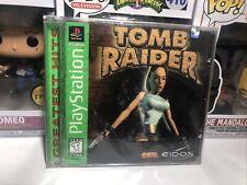 New! Tomb Raider - Greatest Hits (Sony PlayStation 1 Ps1, 1996) Sealed