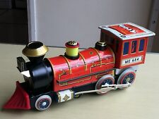 Vintage China Tinplate ME684 Battery operated Train