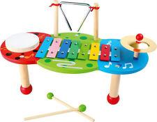 Legler Xylophon Deluxe Kinderinstrument Spielzeuginstrument Holzspielzeug