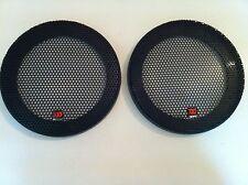 """Brand New Pair of Original Morel Speakers Grills Mesh Tempo 6"""" Pair"""