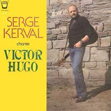 SERGE KERVAL Chante Victor Hugo FR Press Arion ARN 34670 1982 LP
