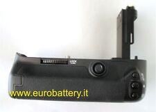 Battery Grip Impugnatura verticale per CANON EOS 5D MARK III BG-E11+ 2x LP-E6