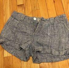 Free People Ladies Shorts Size 0 Euc