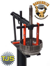 NEW Spring MANHANDLER Transmission Foot Press, Drum Spring Compressor