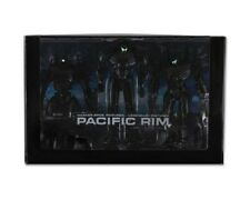 Neca Pacific Rim Movie Exclusive Sdcc Jaeger 3 pack action figure Comic Con