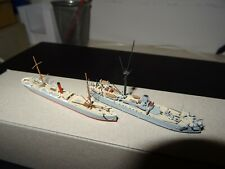 Schiffsmodell  1:1250 WDS 1 Walmer Castle   WDS K1 Friedrich der Grosse