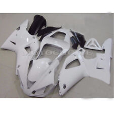 Glossy White Fairing Kit for Yamaha YZF R1 2000 2001 ABS Injection Bodywork Set
