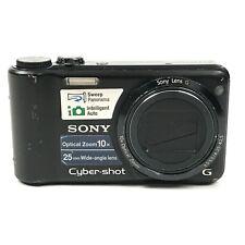 Sony Cyber-shot DSC-H55 14.1MP Digital Camera - Black - Untested