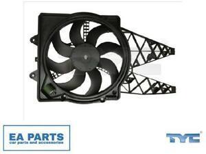 Fan, radiator for ABARTH FIAT TYC 809-0024