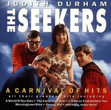 THE SEEKERS - A CARNIVAL OF HITS - GREATEST HITS CD - GEORGY GIRL +