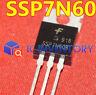 5PCS SSP7N60B Encapsulation:TO-220,600V N-Channel MOSFET