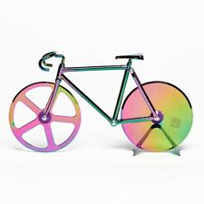 Fixie Pizza Cutter - Iridescent