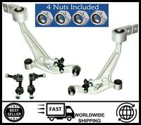 KIT Front Lower Axle Control Arms + Ball Joints + Drop Links FOR Nissan X-TRAIL