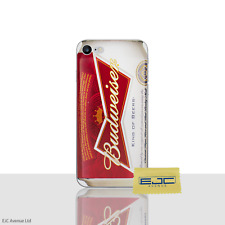 "Beer Case/Cover Apple iPhone 7 (4.7"") / Screen Protector / Gel / TPU / Budweiser"