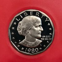 Price Guide $20 1980-S NGC PF 69 Ultra Cameo Susan B Anthony $1 Dollar