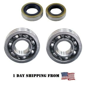 Crankshaft Bearing and Seal Set For Stihl TS410 TS420 Cut Off Saw 9503 003 0351