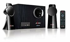 AXESS Dynamic Sound 2.1 Mini Entertainment System with Bluetooth MSBT3909