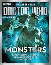The Essential Doctor Who Bookazine #5: The Monsters 116 Page Special  Daleks