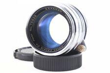 Canon Serenar 50mm F/1.8 Chrome Lens Leica Screw LTM L39 from Japan 78828 Exc++