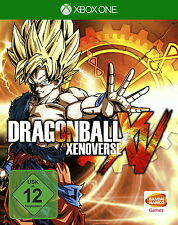 Dragon Ball: Xenoverse (Microsoft Xbox One, 2015)