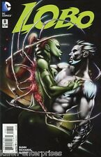 Lobo #8 Comic Book 2015 - DC