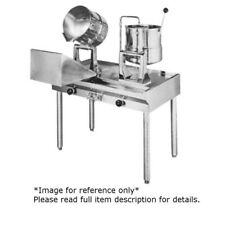 Groen Ms83998 Direct Steam Kettle Cabinet Assembly- 20- & 40-Qt Kettle Capacity