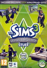 Sims 3: Design and Hi-Tech Stuff Add-On (Windows XP/Vista/7) MAC OS X 10.5.7